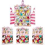 Disney Princess Calendario Avvento Bambina 2021 - Advent Calendar 24 Sorprese Gioielli e Charms Principesse