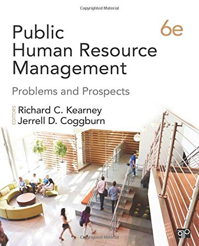 Public Human Resource Management Problems And Prospects