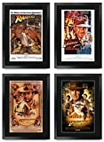HWC Trading A3 FR Indiana Jones Movie Poster Collection