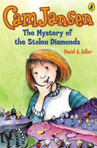 Cam Jansen: The Mystery of the Stolen Diamonds #1 (English Edition)の詳細を見る