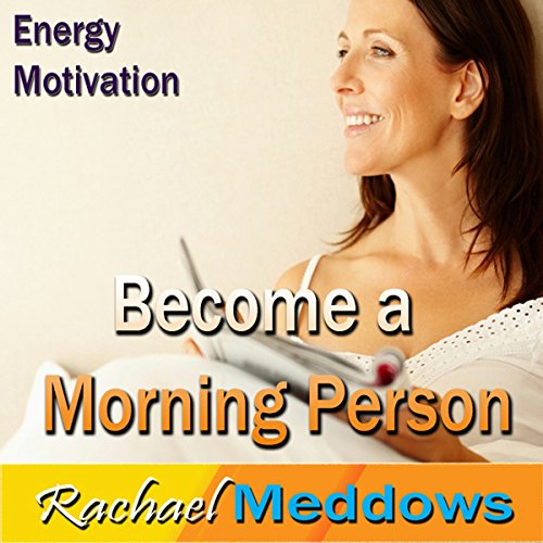 Become a Morning Person Hypnosis cover art