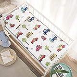 GWW Baby Portable Schlafen Pad, Falten Kinder Matratze Atmungsaktive Tatami Nap Matte Für Kinder Matratze Cover Protector -f 70x140cm(28x55inch)