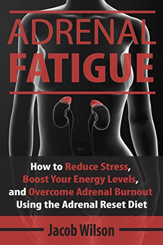 Adrenal Fatigue: How to Reduce Stress, Boost Your Energy Levels, and Overcome Adrenal Burnout Using the Adrenal Reset Diet (Reset Your Diet Now and Say ... Adrenal Fatigue Forever) (English Edition)