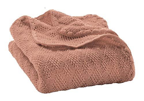 Disana Baby-Decke (rosé)