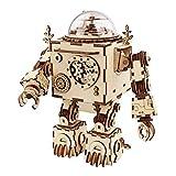 Think Gizmos Musikroboterset TG714 - Bauen Sie Ihren eigenen Roboter mit Musikeffekten für Erwachse und Kinder ab 12 Jahren