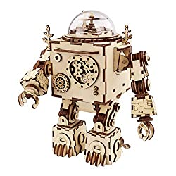 in budget affordable Think Gizmos TG714 Musical Robot-Create your own scientific robot with musical effects …