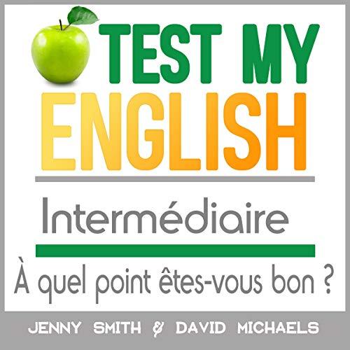 Couverture de Test My English Intermédiaire