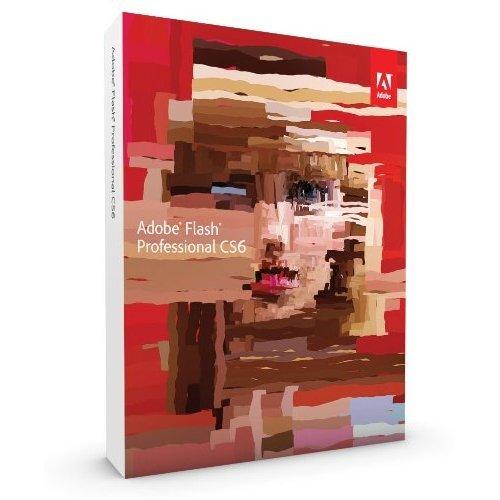 Adobe Flash Pro CS6 - Mise à jour depuis CS3, CS4 et CS5 [Mac]