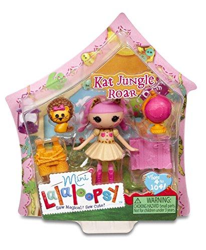 Mini Lalaloopsy Doll - Kat Jungle Roar