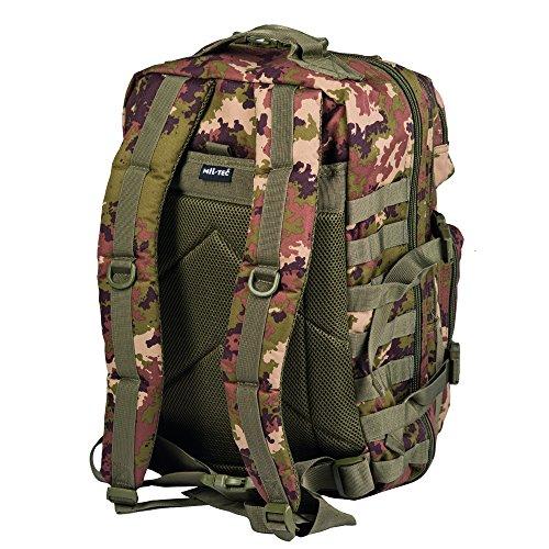 Mil-Tec EE.UU. Mochilla Assault Pack (Small/Vegetato...