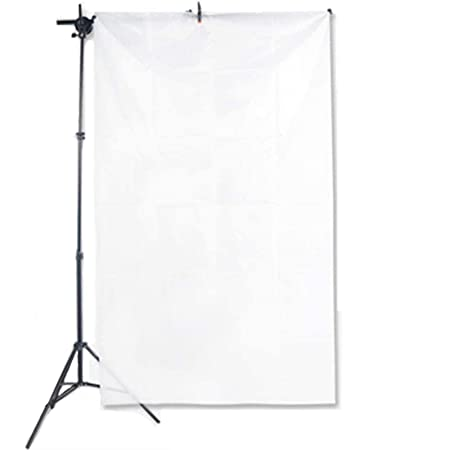 ALZO Diffusion Fabric Nylon Silk White Light Modifier Softbox and Light Tents 2 Yards Long 60 Inches Wide Un-Finished Edges Precision-Cut for Photography