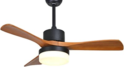 Amazon.com: American Vintage ventilador de techo luz de ...