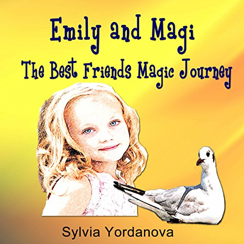 Emily and Magi audiobook cover art