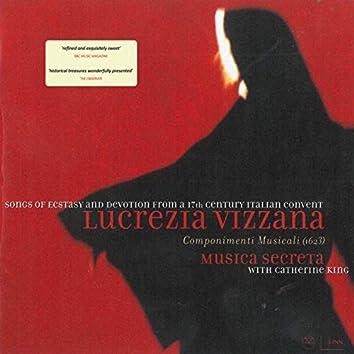 Lucrezia Vizzana: Componimenti musicali