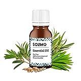 Amazon Brand - Solimo Tea Tree Essential Oil, 100% Pure & Natural, 15