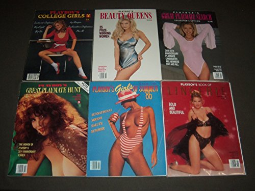10 Pack of Playboy Special Editions (Playboy Special Editions)