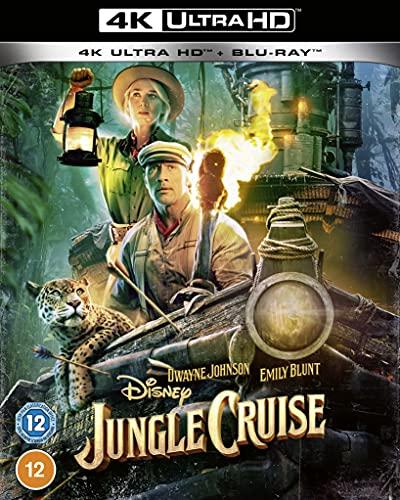 Jungle Cruise [Blu-Ray] [Region Free]...
