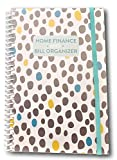 Home Finance & Bill Organizer with Pockets (Pebbles)