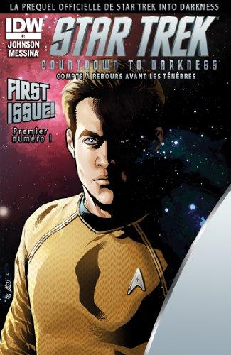 Star Trek: Countdown to Darkness (Compte à rebours avant les ténèbres) #1 DVD Pre-Order Special Edition