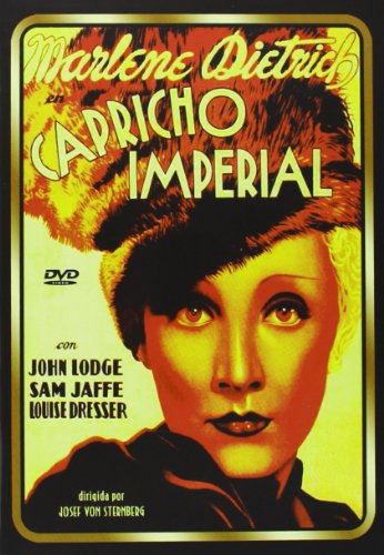 Capricho Imperial (Import Dvd) (2013) Marlene Dietrich; John Lodge; Sam Jaffe;