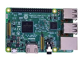 原産国:日本 【仕様概要】 CPU:ARM 1.2GHz 4コア、 GPU:2コア 3D・動画支援、 RAM:1GB、 ネットワーク:LAN/Wi-Fi/Bluetooth、 インターフェース:USB/HDMI/オーディオ/GPIO(UART/I2C/I2S/SPI...)。 【更なる進化】 前モデルRaspberry Pi 2 Model Bより、1.5倍のパフォーマンス アップ。Wi-Fi(無線LAN)、Bluetooth(近距離無線通信)を追加搭載し、更に便利に進化 【小型、超低価格PC】...
