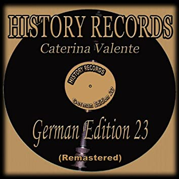 History Records - German Edition 23 (Original Recordings Digitally Remastered 2011 In Stereo)