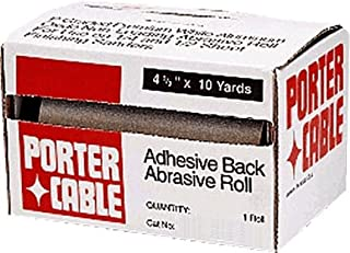 Porter Cable 4-1/2 X 10 YARD ADHESIVE BACKED ROLL, 320 GRIT Part No. 740003201