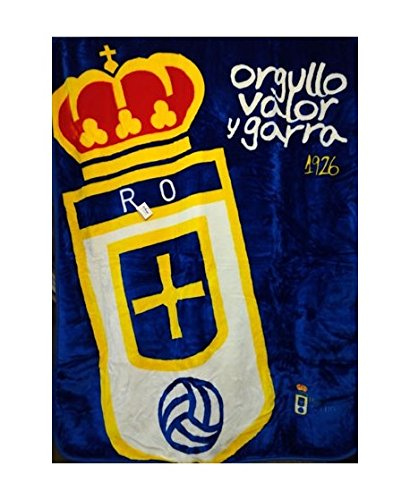 R.OVIEDO Real Oviedo Manta - Azul, M.Viaje