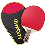 Best Ping Pong Paddle Penholds - Dynasty Extra Penhold Table Tennis Racket & Case Review