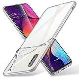 ESR Funda Samsung Galaxy A50 Essential Zero Slim de Suave TPU Transparente Carcasa, Suave y Flexible Case de Silicona Case Compatible con Samsung A50
