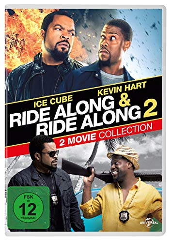 Ride Along / Ride Along 2 [2 DVDs]