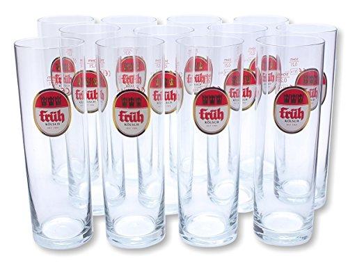Früh Kölsch Gläser