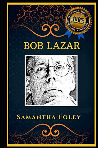 Bob Lazar: Famous UFO Whistleblower, the Original Anti-Anxiety Adult Coloring Book: 0
