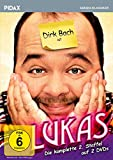 Lukas, Staffel 2 / Weitere 13 Folgen der Comedyserie mit Dirk Bach (Pidax Serien-Klassiker) [2 DVDs]