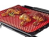 DINSO DINHIA Pyramid Pad Silicone Baking Mat Non-Stick Pan Pad Cooking Baking Mat Oven Baking Tray Mat Kitchen Bakeware Gadgets Grill Tool