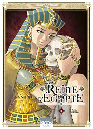 Reine d'Egypte Edition simple Tome 8
