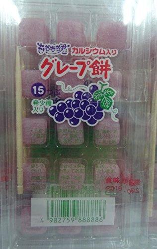 30円 富士 グレープ餅 [1箱 20個入]