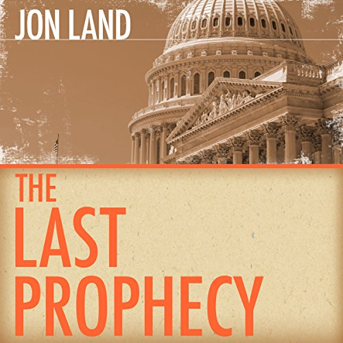 The Last Prophecy audiobook cover art