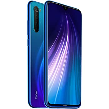 "Xiaomi Redmi Note 8 (4gb 64gb) 6.3"" Neptune Blue"