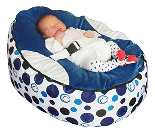 Fantastic Baby Bean Bag Snuggle Bed Bouncer With Filling Machost Co Dining Chair Design Ideas Machostcouk
