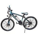 HXwsa 36V Electric Mountain Bike, 20Inch Fat Tire...