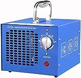 XFSE 3500 MG/H Generador Comercial De Ozono Olor Asesino, Ozono Purificador De Aire Ozonizador Dispositivo Ozono con Temporizador For Habitaciones, Humo, Automóviles Y Mascotas, Metal, 205 X 150 X 1