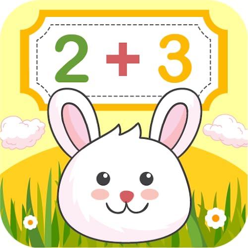 bester Test von app zum spanisch lernen Mathe für Kinder: Zahlen und Mathe-Bildungsspiele