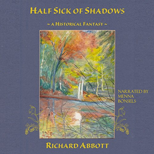 Half Sick of Shadows audiobook cover art