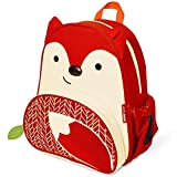 "Toddler Backpack, 12"" New Fox School Bag, Multi canvas backpacks May, 2021"