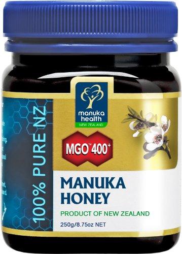 Manuka Health - Miele di Manuka MGO 400+, flaconcino da...