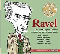 Piano Concertos, Tzigane, La Valse, Bolero: Queffelec Francois(P) Ferras(Vn) Ansermet / Rosenthal / Etc