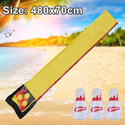Lowest Price! No-branded Water Slide Single Surfboard with Bowling Giant Surf Water Slide Fun Lawn W...