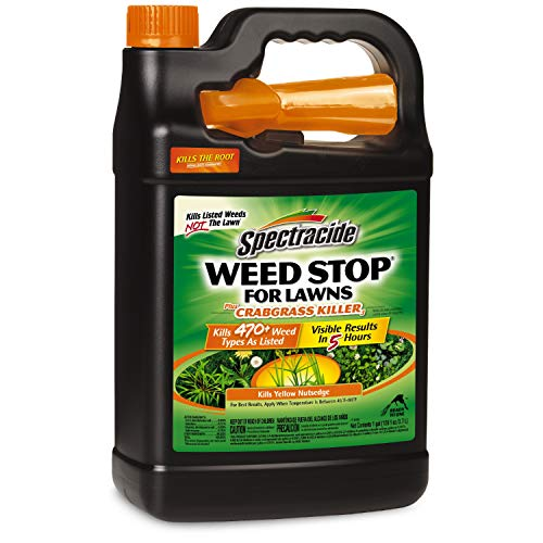 Product Image of the Spectracide HG-96587 Lawn Weed Killer, 1 gal
