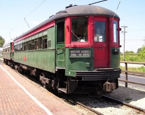 Trolleys and Trains on The Track (English Edition)